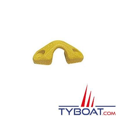 Viadana - Pontet en fibre de carbone jaune - Ø 3 à 16mm