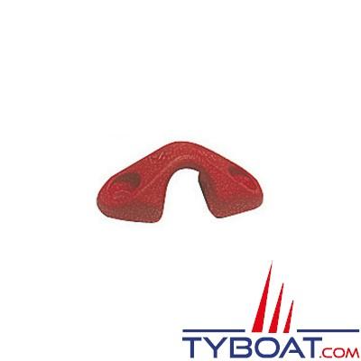 Viadana - Pontet en fibre de carbone rouge - Ø 3 à 16mm