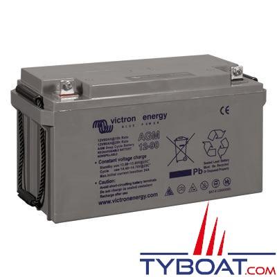 VICTRON ENERGY - Batterie AGM 12 Volts 220 Ampères.