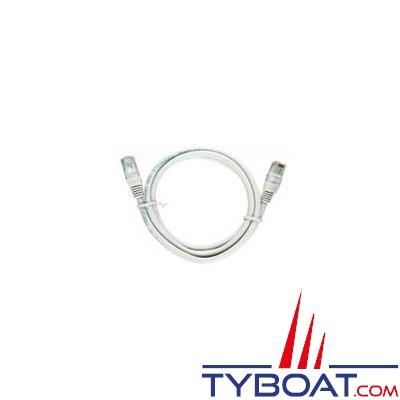 VICTRON ENERGY - Câble RJ12 UTP longueur 0.90 mètre