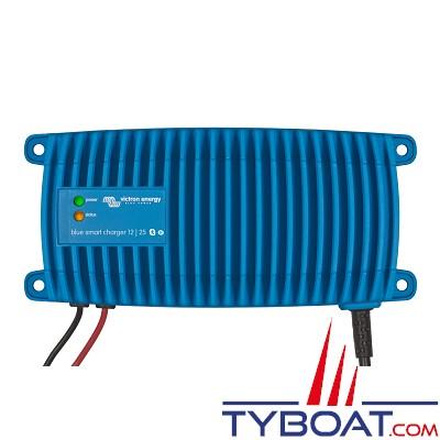 VICTRON ENERGY - Chargeur de batterie Blue Smart - 12 Volts 25 Ampères - Etanche IP67