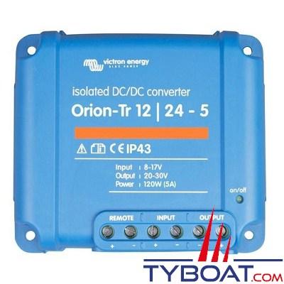 VICTRON ENERGY - Convertisseur de tension isolé DC-DC 24/24-12 Ampères