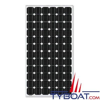 VICTRON ENERGY - Panneau solaire BlueSolar 100 Watts 12 Volts monocristallin série 4a - dim. 1200x545x35mm.
