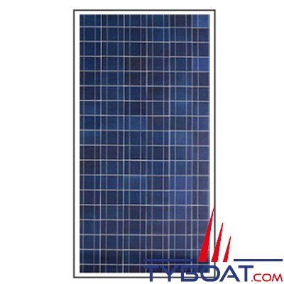 VICTRON ENERGY - Panneau solaire BlueSolar 20 Watts 12 Volts polycristallin - série 4a - Dim. 440×350×25mm.