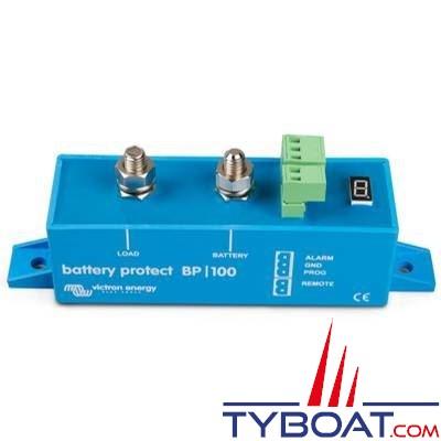 Victron Energy - Protection pour batterie - Battery Protect BP 100 - 12 / 24 Volts 100 Ampères.