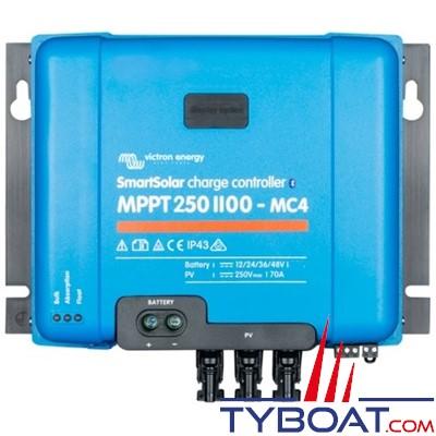 VICTRON ENERGY - SmartSolar MPPT 250/100-MC4 - Contrôleur de charge solaire