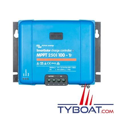 VICTRON ENERGY - SmartSolar MPPT 250/100-Tr - Contrôleur de charge solaire