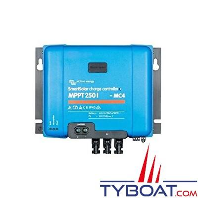 VICTRON ENERGY - SmartSolar MPPT 250/60-MC4 - Contrôleur de charge solaire