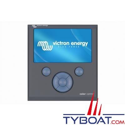 VICTRON ENERGY - Tableau de contrôle Control Color GX.
