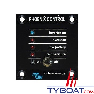 VICTRON ENERGY - Tableau de contrôle pour convertisseurs Phoenix.