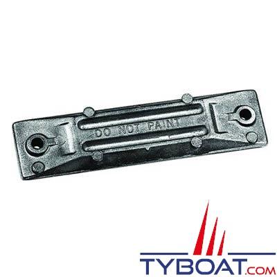 Anode barreau étrier pour Honda 35 / 40 / 45 / 50 cv - aluminium Hydral 2