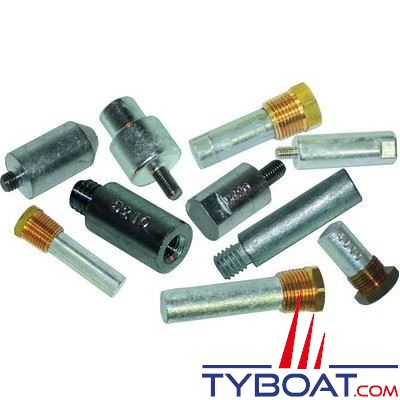 Anode bougie pour GM 5/8