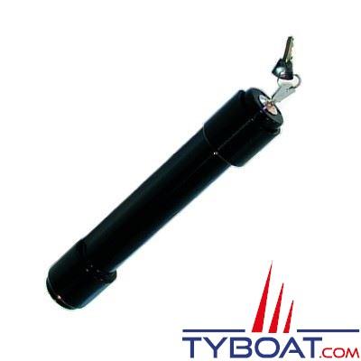 Antivol aluminium thermolaquage epoxy pour moteurs H.B Ø int. 42 mm vis de presse moteur 17,5 mm