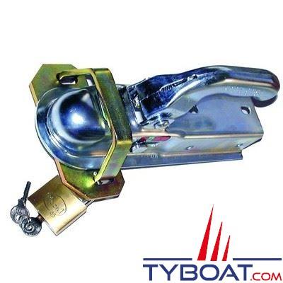 antivol de remorque t te d 39 attelage standard 50 mm cadenas vidal marine rem 190015 tyboat com. Black Bedroom Furniture Sets. Home Design Ideas