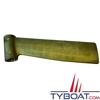 Chaise arbre 25/30 - Longueur 420 mm - Nue - A stratifier