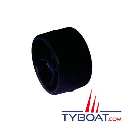 galet grand mod le noir l 75 x 120 mm al sage 22mm vidal marine rem 174081 tyboat com. Black Bedroom Furniture Sets. Home Design Ideas