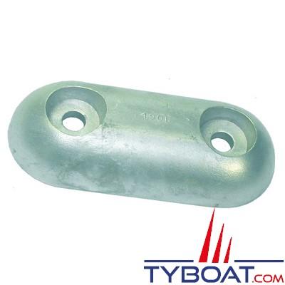 VDM - Anode Alu Hydral 2 à boulonner - 150 x 60 mm