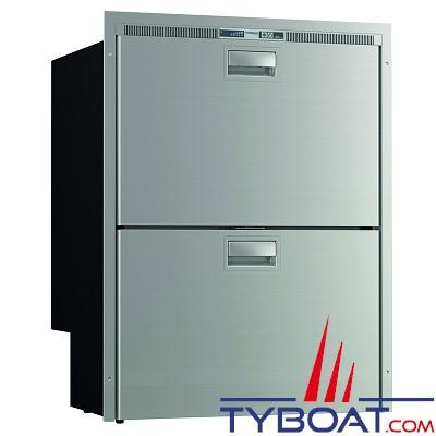VITRIFRIGO - Congélateur SeaDrawer DW180 - BTX IM - Double tiroirs - 1 congélateur et 1 machine à glaçons -230 Volts