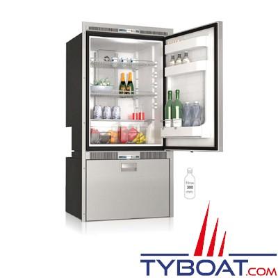 Vitrifrigo - Réfrigérateur / Congélateur - SeaDrawer DW250 - BTX - 1 tiroir 1 porte - 12/24 Volts