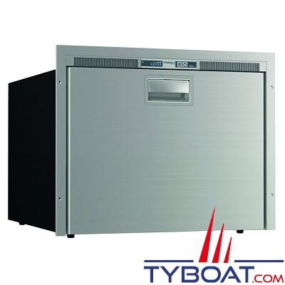 VITRIFRIGO - Réfrigérateur SeaDrawer DW100 - RFX - 1 tiroir - 12/24 Volts