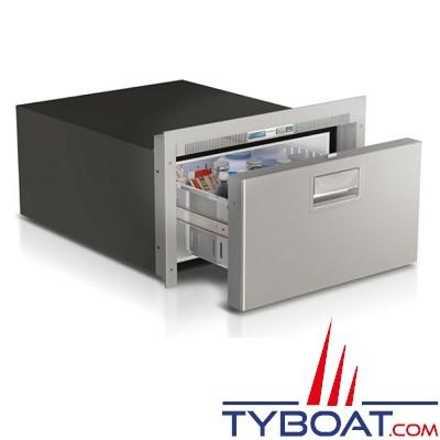 Vitrifrigo - Réfrigérateur SeaDrawer DW35 - RFX - 1 tiroir - 12/24 Volts