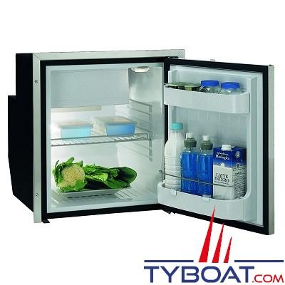 Vitrifrigo - Réfrigérateur SeaSteel C62iX - 62 litres - 12/24 Volts