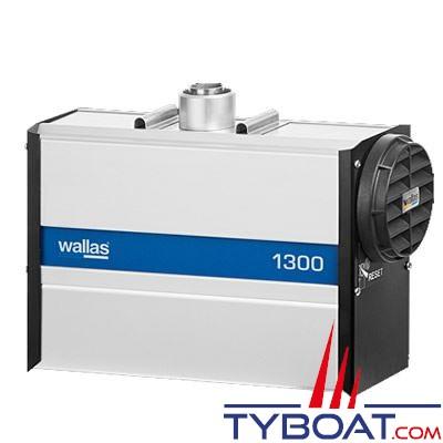 Wallas - Chauffage marine 1300 - Pétrole lampant - 12 Volts - 1200 Watts