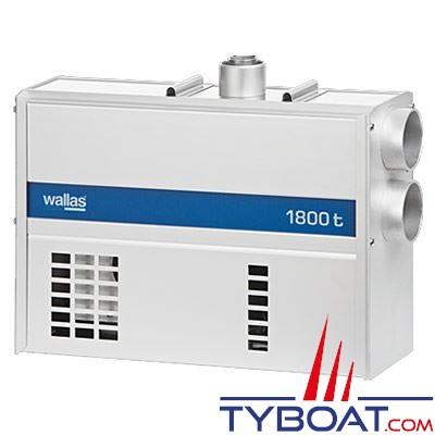 Wallas - Chauffage marine 1800T pétrole lampant 12 Volts