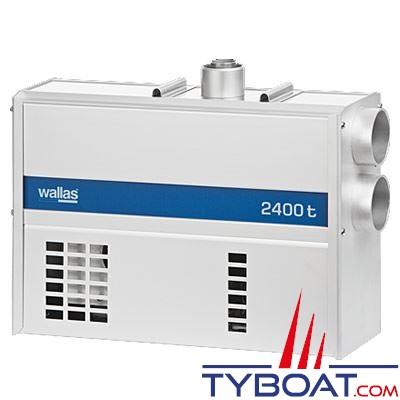 Wallas - Chauffage marine 2400T pétrole lampant 12 Volts