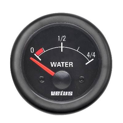 Indicateurs de niveaux d'eau