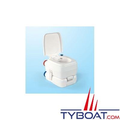 Fianna - WC chimique portable Fiamma Bi-pot 34 - 2 réservoirs  - 13 Litres