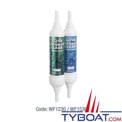 WHALE - Filtre à eau en ligne Aquasource clear water - WF1230