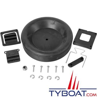 WHALE - Kit de réparation pour pompe de cale manuelle Gusher Titan nitrile - AK4419