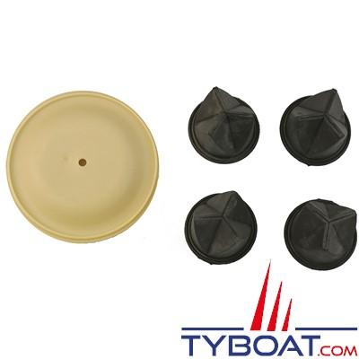whale kit de r paration pour pompe wc gulper whale wak1557 tyboat com. Black Bedroom Furniture Sets. Home Design Ideas