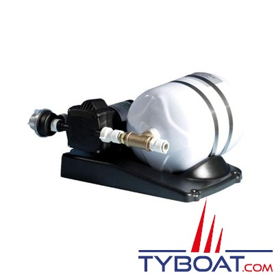 WHALE - Kit pompe accumulateur 8 litres + kit pompe de lavage WUF1825