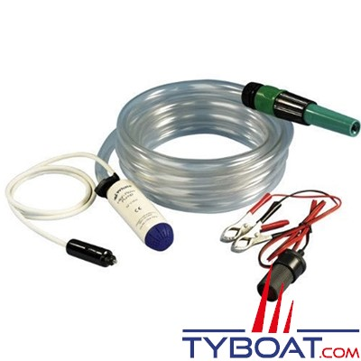 WHALE - Kit portable pour lavage de pont et du bateau - GP1642