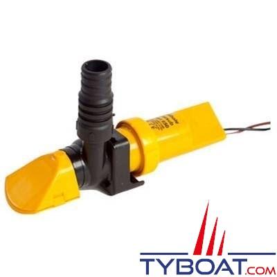 WHALE - Pompe de cale électrique automatique SUPERSUB 1100 - 24 Volts - SS1224