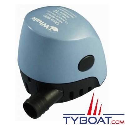 Whale - Pompe de cale électrique Orca 500 GPH 12V - BE0500