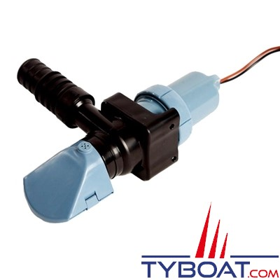 WHALE - Pompe de cale électrique Supersub 500 - 12V - SS5012