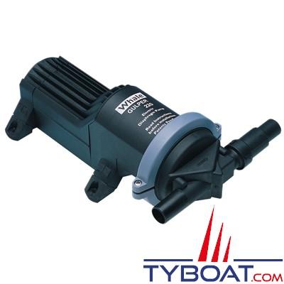 WHALE - Pompe électrique d'assainissement Gulper 220 12V - BP1552B