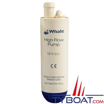 WHALE - Pompe immergée Premium 13.2L/min 24 volts - GP1354