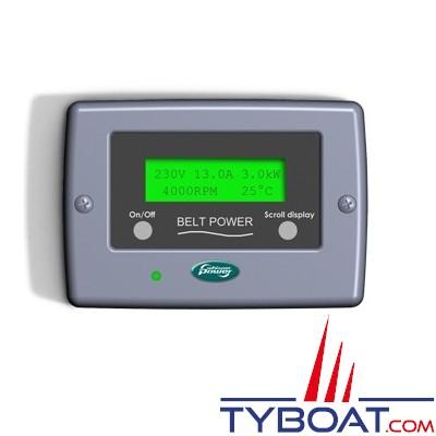 Whisper Power - Tableau de contrôle à distance Beltpower CA