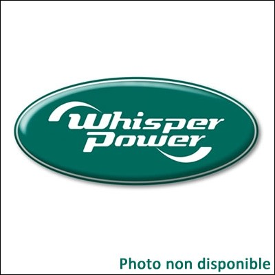 Whisper Power - Câble d'alimentation blindé Beltpower - 10 mètres