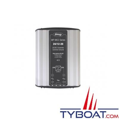 WhisperPower - Convertisseur chargeur CC série MCC 24v/12v-20a