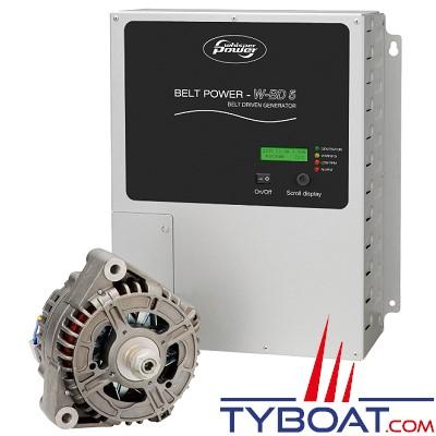 Whisperpower - Générateur Beltpower CA W-BD 5 - 230 Volts 5000 Watts
