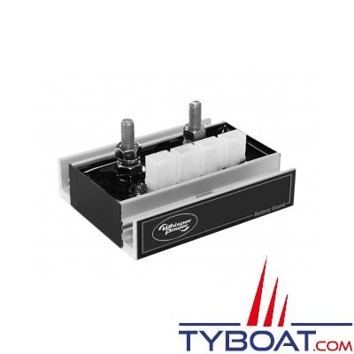 WhisperPower - Protecteur de batterie WVG-60 - 12/24 Volts - 60 Ampères