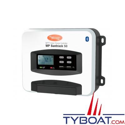 WhisperPower - Régulateur de charge PW-Suntrack 50 MPPT - 12-48 volts 50 ampères - Wifi
