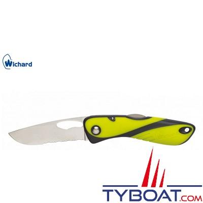 Wichard - Couteau offshore - jaune/noir