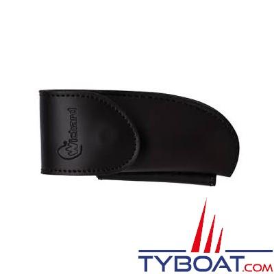 Wichard - Etui noir en cuir véritable - Pour gamme Aquaterra et Offshore