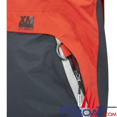 XM Yachting - Veste de quart Coastal Taille M Rouge/noir